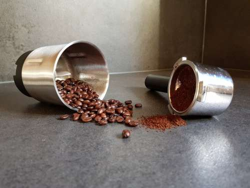 Coffee Coffee Bean Espresso Brown Mill