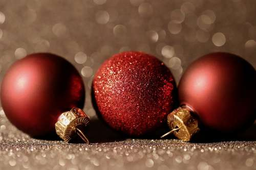 Christmas Christbaumkugeln Christmas Decoration
