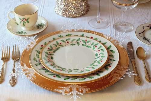 Christmas Table Christmas Dinner Christmas Dinner