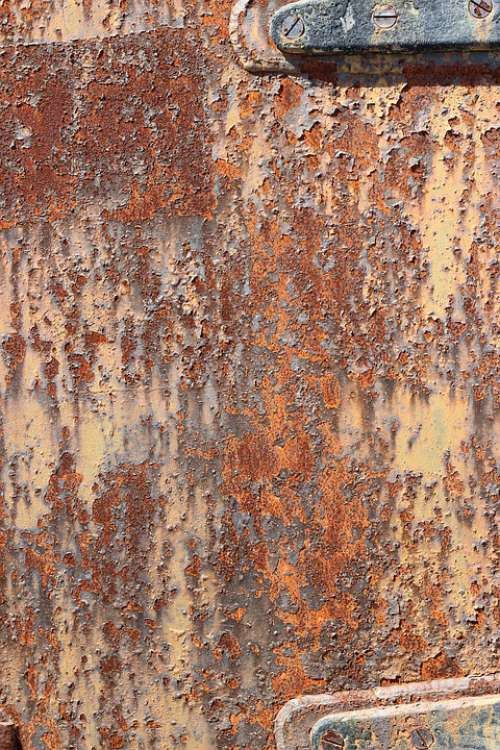Rusty Metal Rusty Steel Steel Metal Rusty Iron