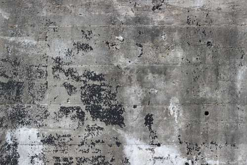 Concrete Wall Old Wall Concrete Old Cement Stone