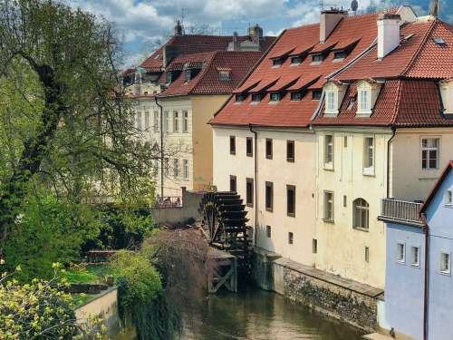 Czech Republic Prague Architecture Historic Center