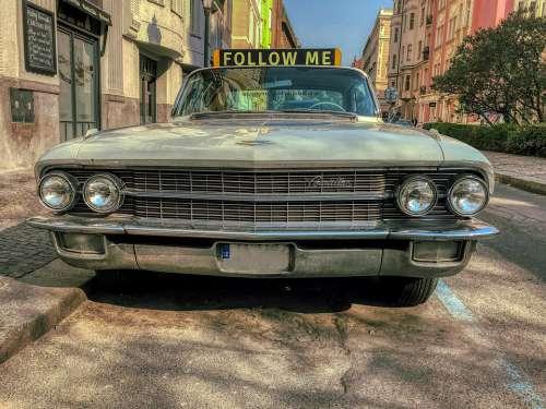 Oldtimer Auto Vintage American Nostalgia