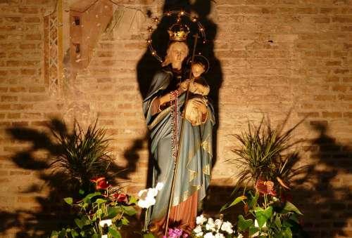 Religion Maria Believe Holy Madonna Christianity