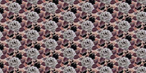 Floral Pattern Background 1829