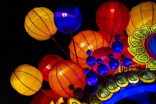 Round Lanterns