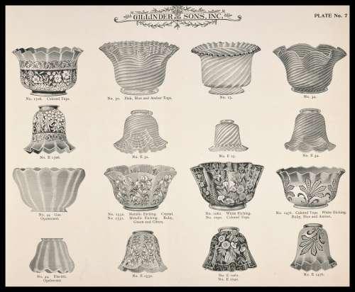 Vintage Chandelier Catalog - 2