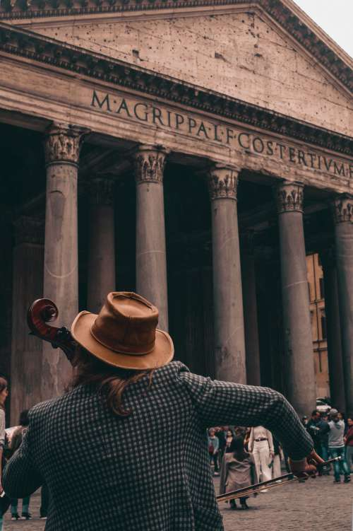 Music at the Pantheon Photo
