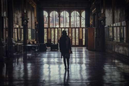 Dark Halls Photo