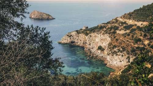 Italian Cliffs Photo