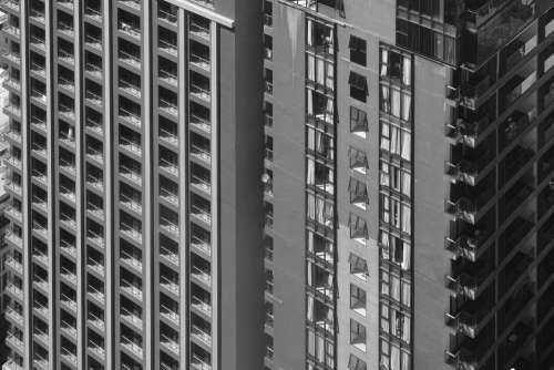Large Apartment Block Photo