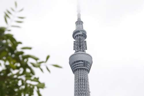 Tower Building Japan