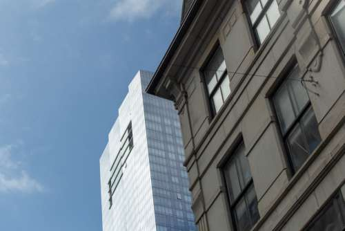 Tall Building City Free Photo