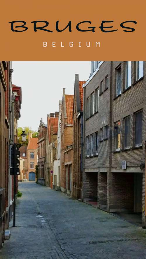 Belgium Travel Poster