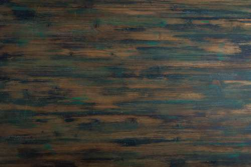Close up of dark plank wood board texture