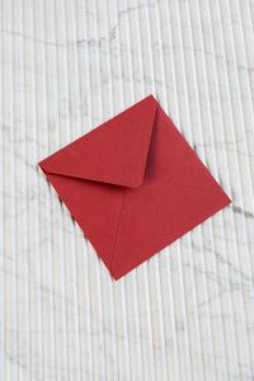 Colorful envelopes