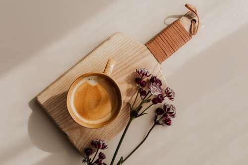 Coffee & Great Masterwort