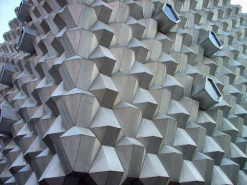 Building Abstract Detail Free Photo