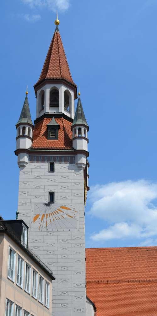 tower building europe landmark germany