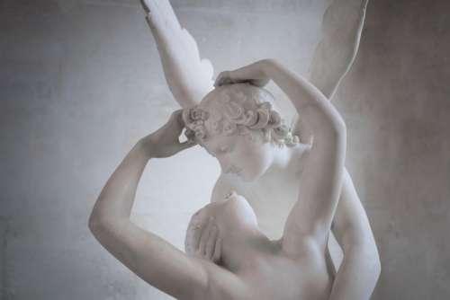 marble statue sculpture pose art