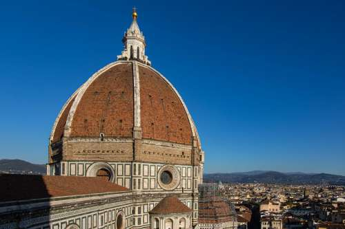 Florence Cathedral An Unfamiliar View Photo