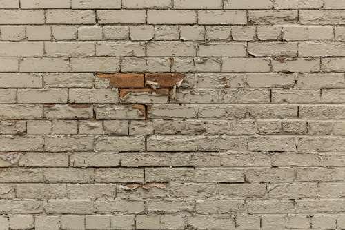 Aged Brick Wall Photo