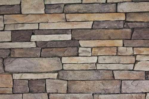 Stacked Slate Stone Background