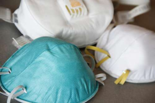 Respirator Masks - PPE