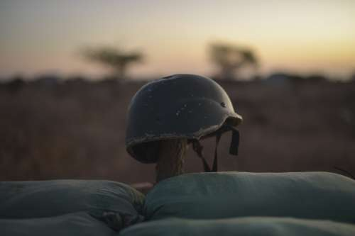 night, helmet, borders, desert, military equipment, security, army