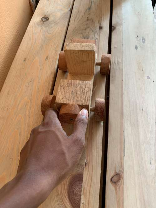 carpentry, sawing, wood, manufacturing, furniture, workshop, work, man, people, wooden car, toy, handmade, DIY