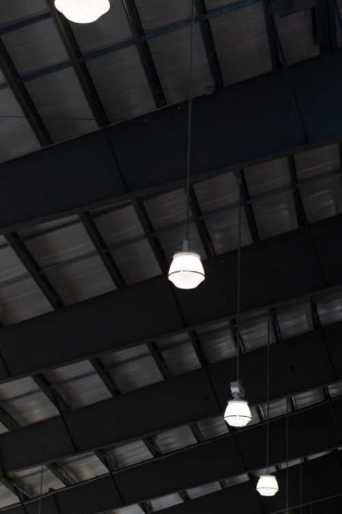 Building Ceiling Abstract Free Photo