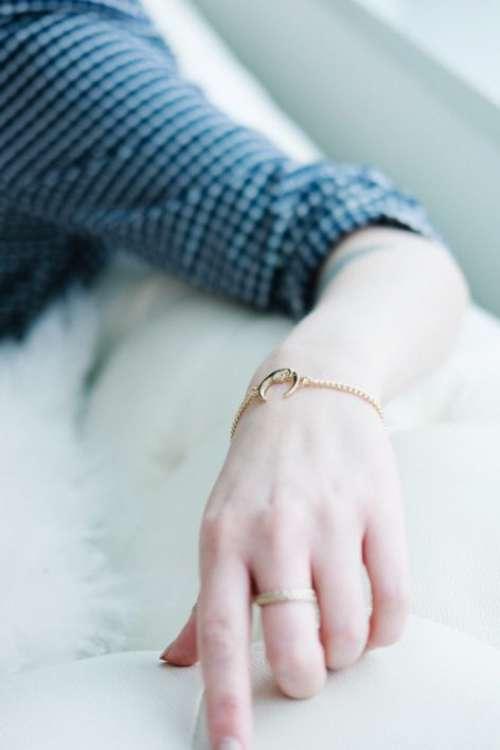 Woman Hand Bracelet Free Photo