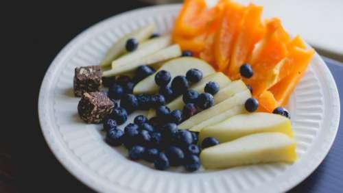 Fruit Plate Free Photo