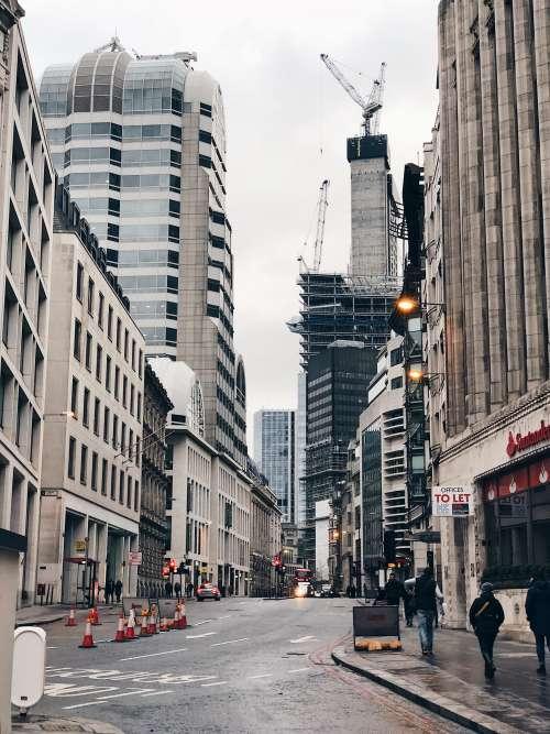 London Street Intersection Photo