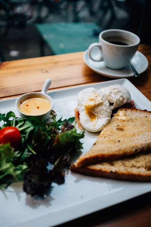 Eggy Breakfast Photo