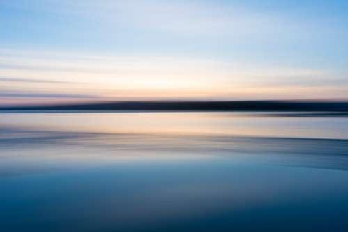 Sky Water Horizon