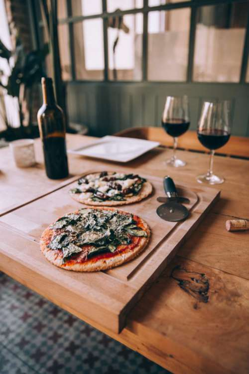 Pizza Wine Dinner