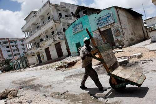 man, walk, driving a rickshaw, street, shopkeeper, merchant, city, people, work