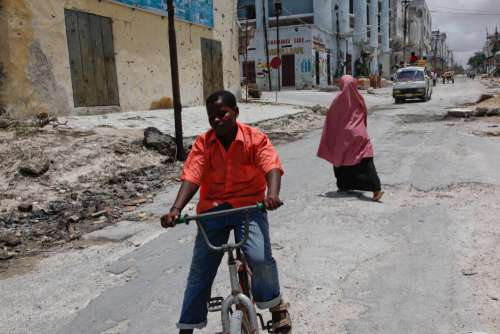 transport, cycling, bike, road, street, boy, kid, child, circulation, city, walk, people