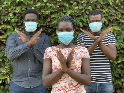people, woman, men, barrier gestures, coronavirus blockade, stop covid19, COVID-19, awareness, facial expression, prevention measures, mandatory mask, gestural