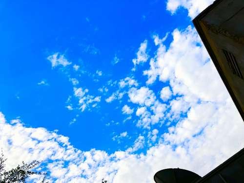 nature, daylight, fair weather, blue sky, clouds