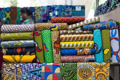 loincloth, fabrics, sale, traditional, tchigan, wax, shop, trade, exhibition, market, patterns, magnificent, chic, fashion, colors, African prints