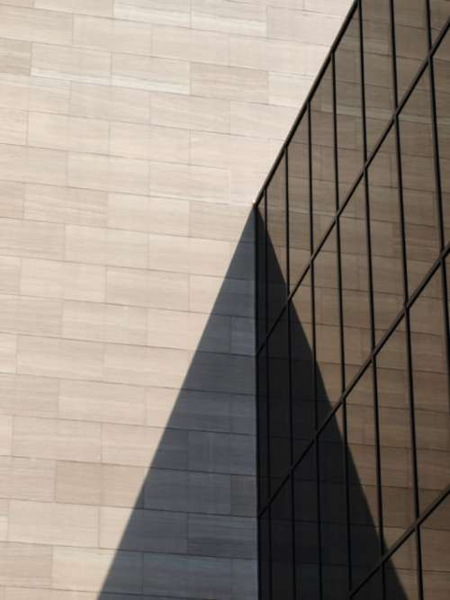 Architecture Abstract Free Photo