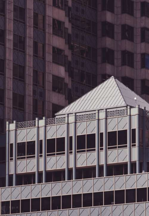 modern architecture exterior structure city