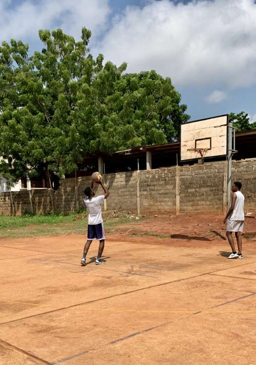 ball, people, recreation, athlete, leisure, competition, game, fun, training, exercise, sport, basketball, players, free throw