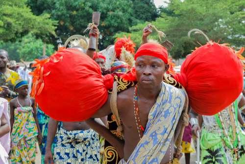 people, man, tradition, vaudou, voodoo, vodun, vodoun, religion, cultural, traditional celebration, shirtless, look