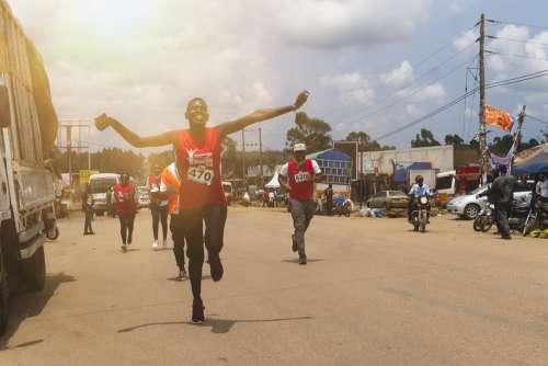 running, race, women, men, youth, champion, competition, sport, athletics, marathon, gestural, winner