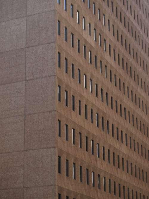 City Building Pattern Free Photo