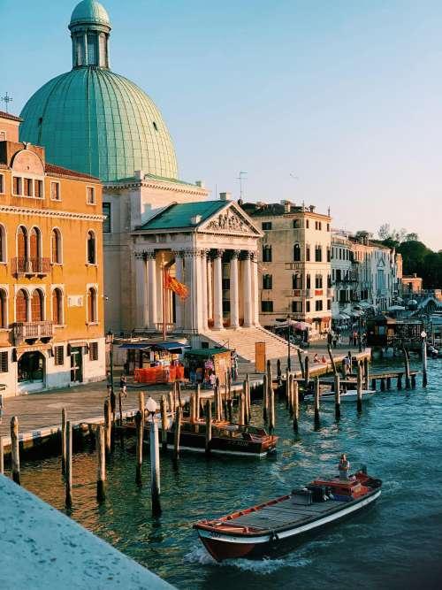 Palazzo Foscari Contarini In Venice Photo