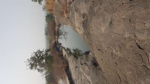 travel, nature, environment, climb, landscape, rock, stone, park, adventure, water, lake, river, safari